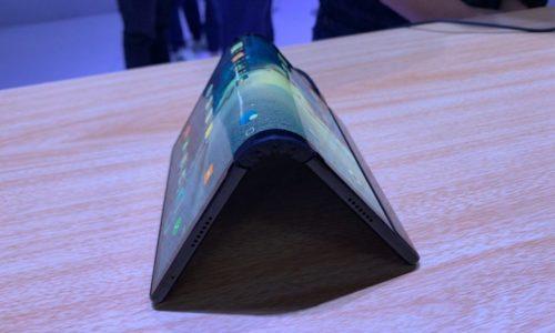 FlexPai - dünyanın ilk qatlanan smartfonu