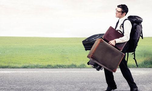 Səyahət zamanı baqajınızı yüngül edin