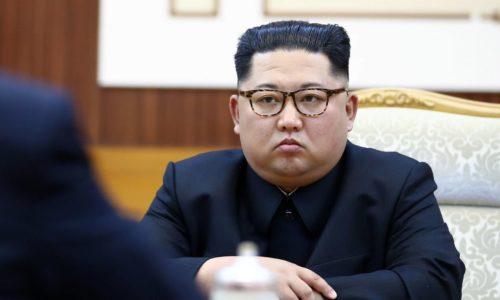 Şimali Koreyanın rəhbəri Kim Çan In