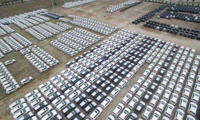 Çin - avtomobil istehsali