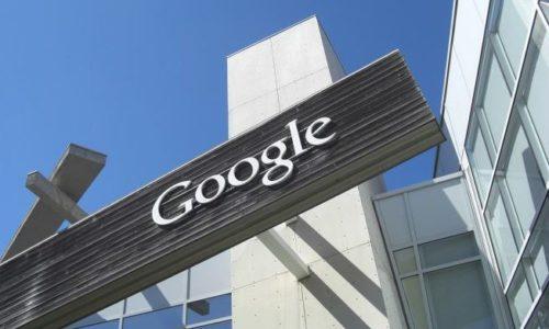 Google şirkətinin Baş Qərargahı