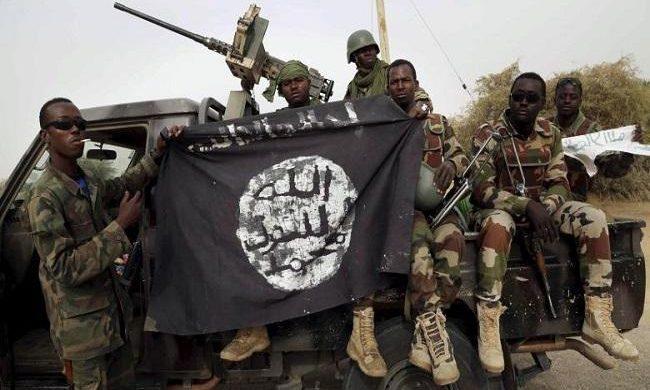 İŞİD - Nigeriya