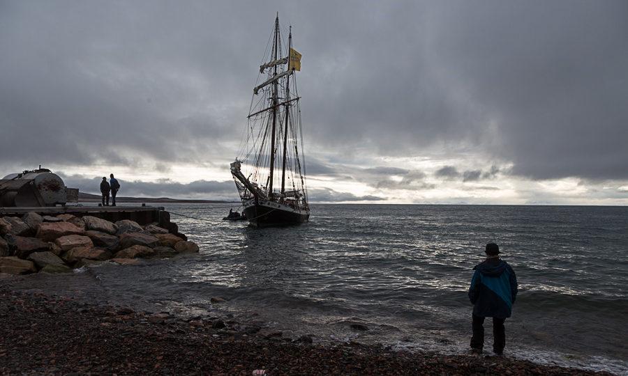 Ittoqqortoormiit - liman - Qrenladiya