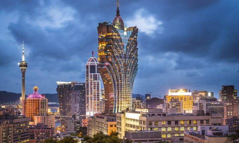 Makao - şəhərdən görüntü