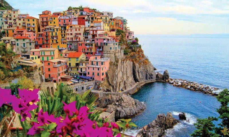 Manarola - Italiya