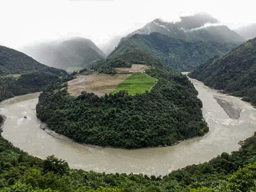Mutuo - Çinin Tibet dağları