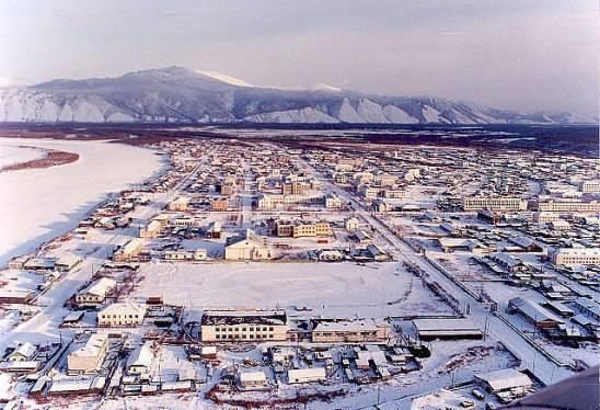 Oymyakon - Rusiya