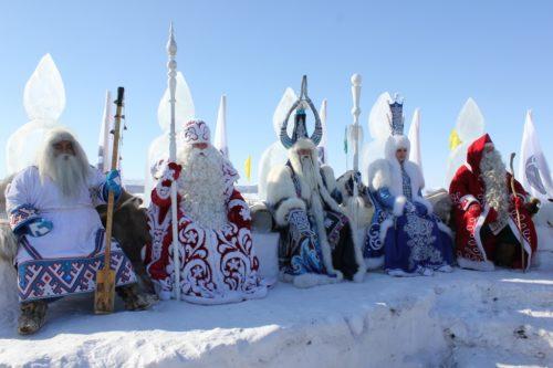 Oymyakon - şaxta babaların məskəni - Rusiya