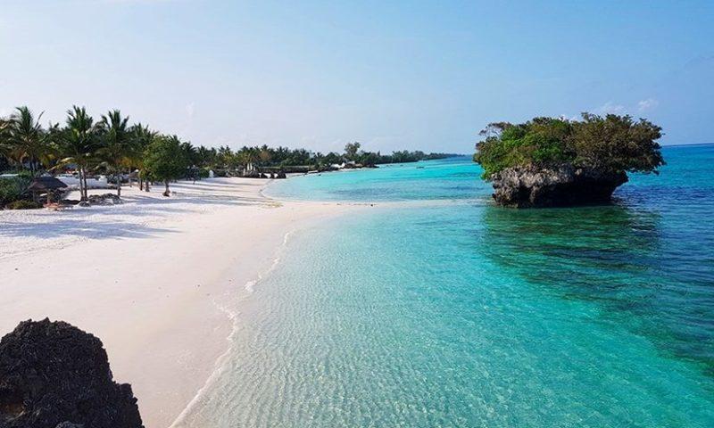 Pemba Island Hotel - Zanzibar - ağ qumlu çimərlik
