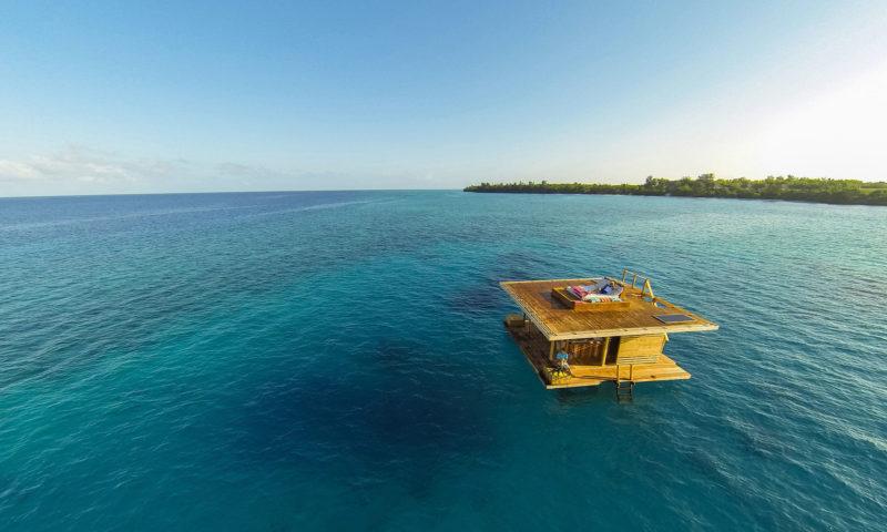Pemba Island Hotel - Zanzibar - dənizin ortasında