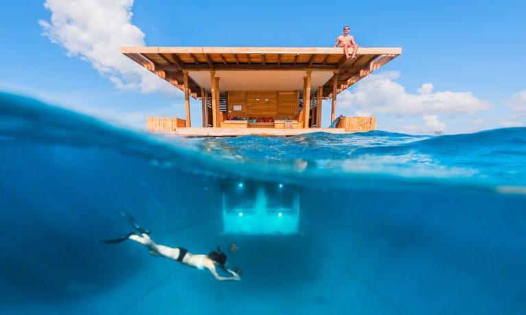 Pemba Island Hotel - Zanzibar - suyun altında