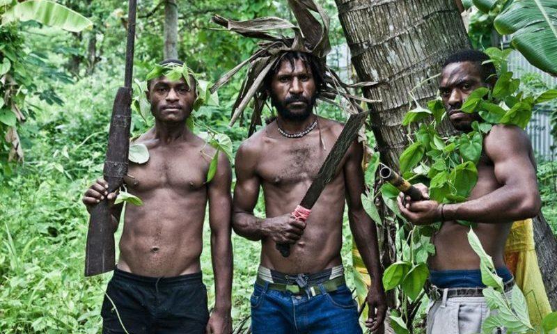 Port- Morsbi- Yeni Qvineya