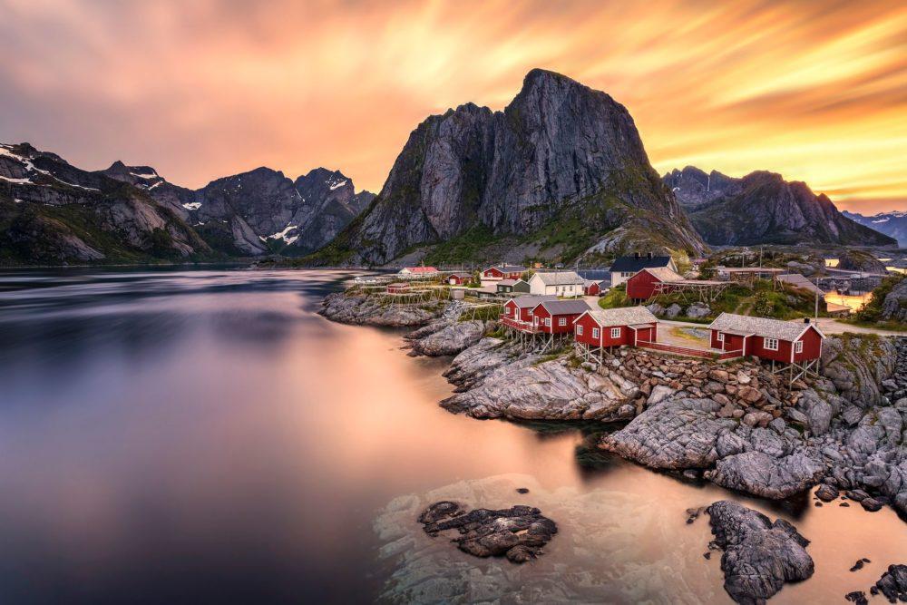 Reine - Norveç