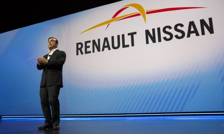 Renault & Nissan