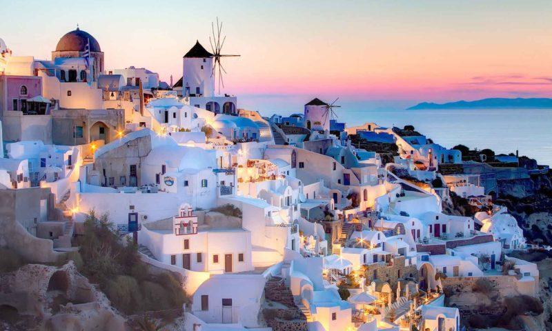 Santorini - Yunanıstan