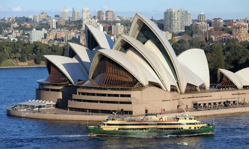 Sidney- Avstraliya