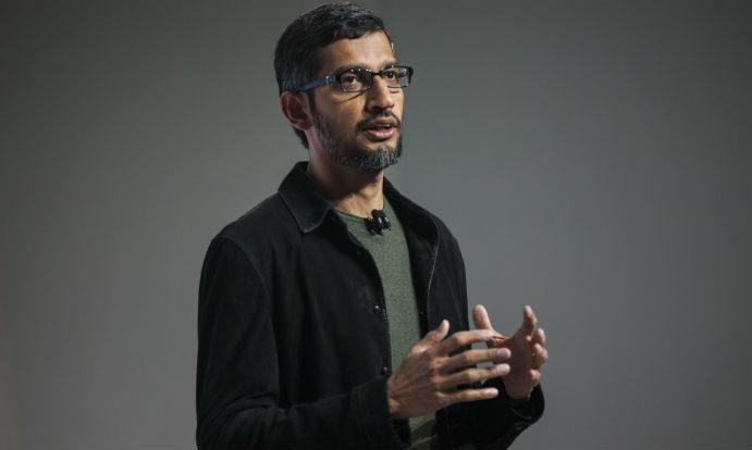 Sundar Pichai - Google rəhbəri