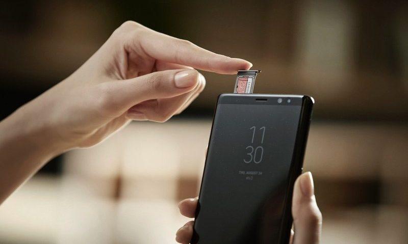 Samsung -Əlavə yaddaş kartı