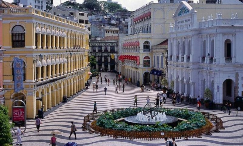 Makao - tarixi görüntü