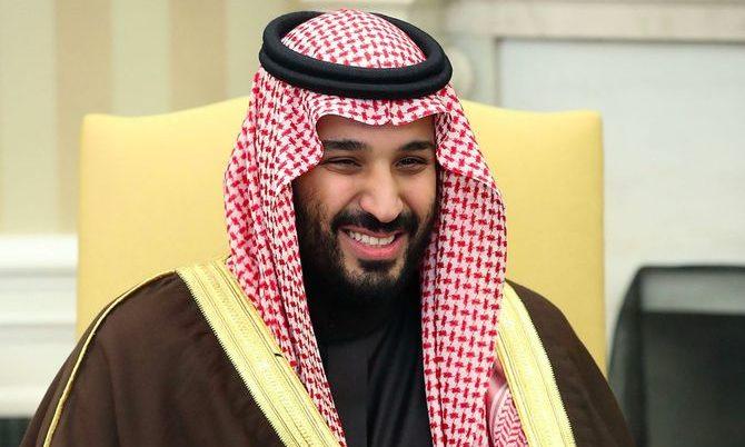 Məhəmməd bin Salman-korrupsiya