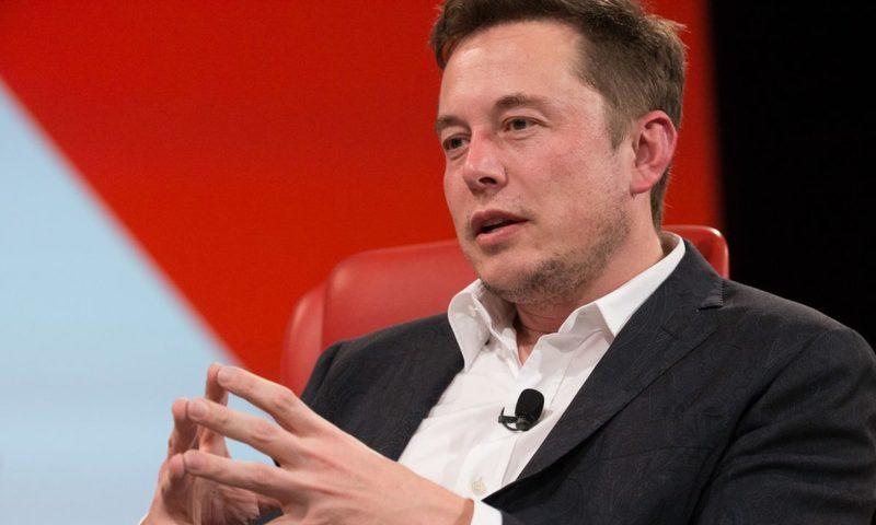 Elon Mask- Tesla