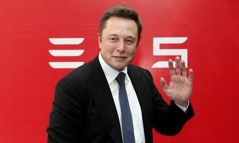 Elon Mask - Teslanın rəhbəri