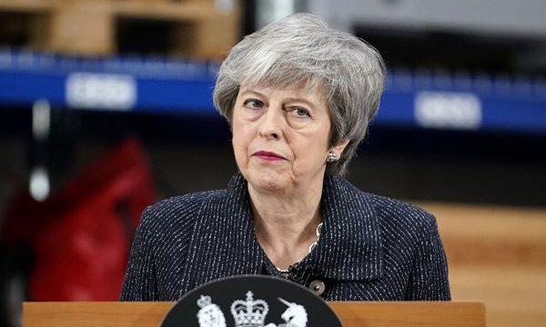 Tereza Mey- Brexit