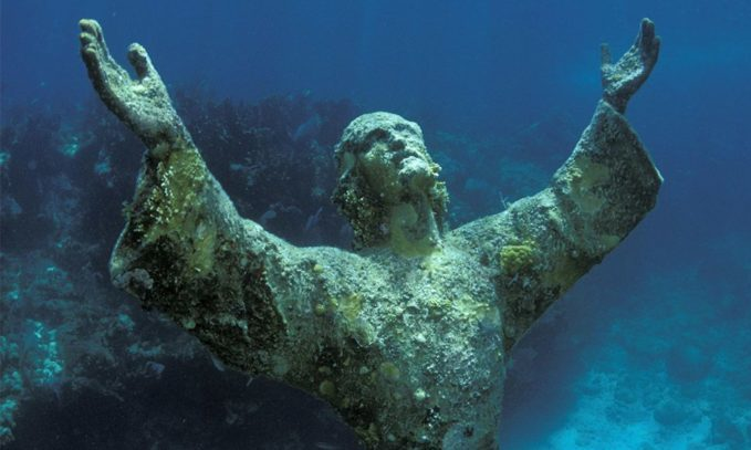 christ of the abyss-İtaliya