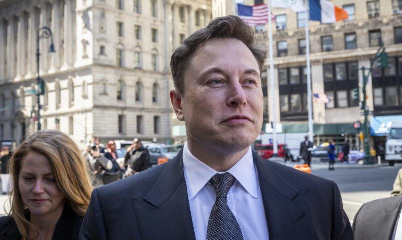 Tesla-Elon Mask