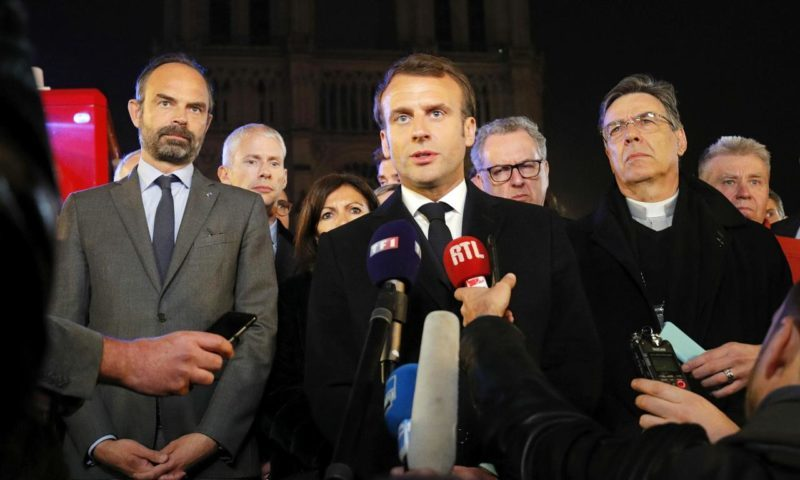 Emmanuel Makron-Fransa prezidenti