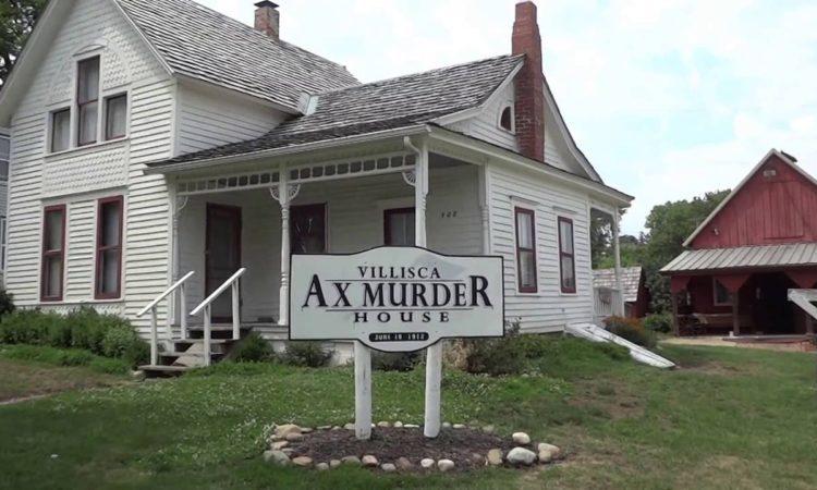 Villisca Axe cinayət evi