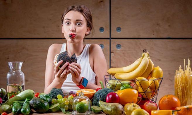 Bulimiya-yemək pozuntusu