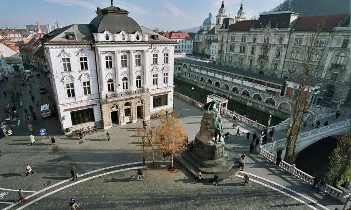 Preseren Meydanı