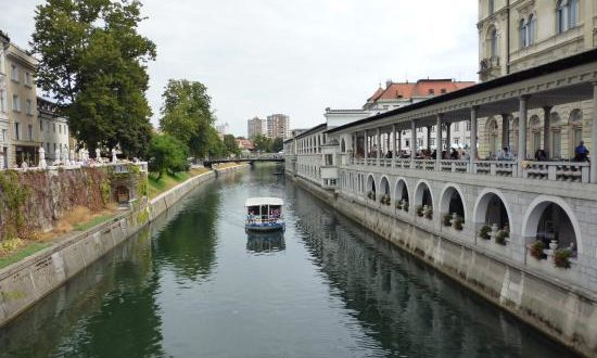 River Kanal
