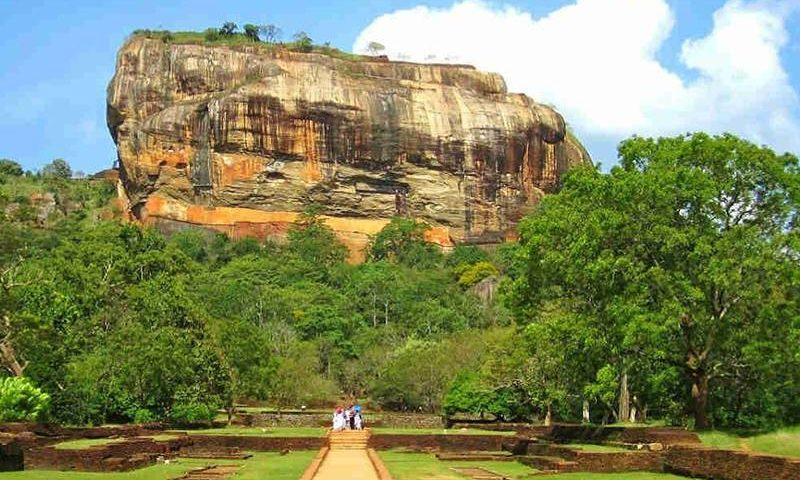 Sigiriya- Şri Lanka