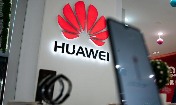 Huawei ABŞ sanksiyalar