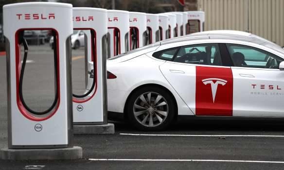 Tesla- batareya