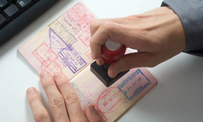 iran-pasport möhür