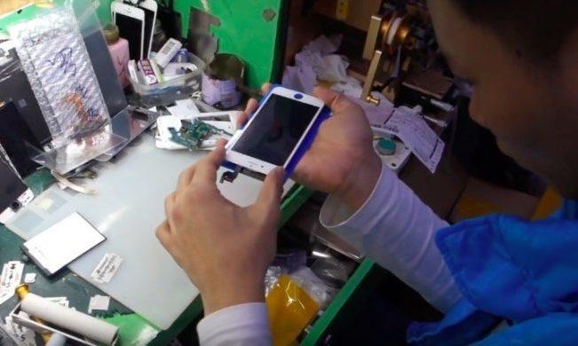 iphone çin istehsalı