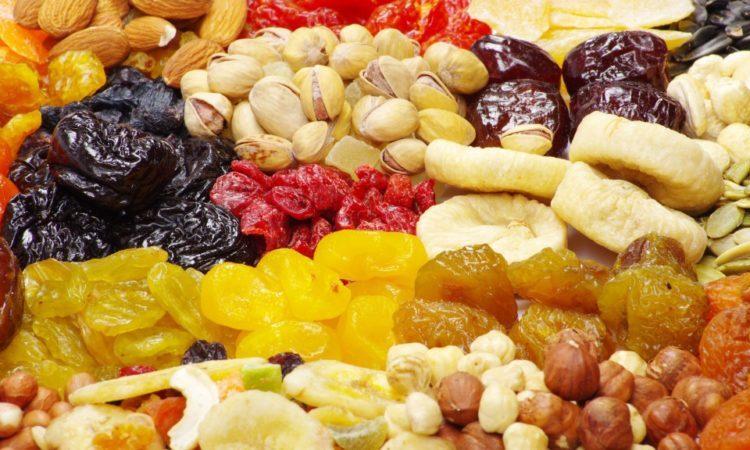 Quru meyvələr və diş çürüməsi