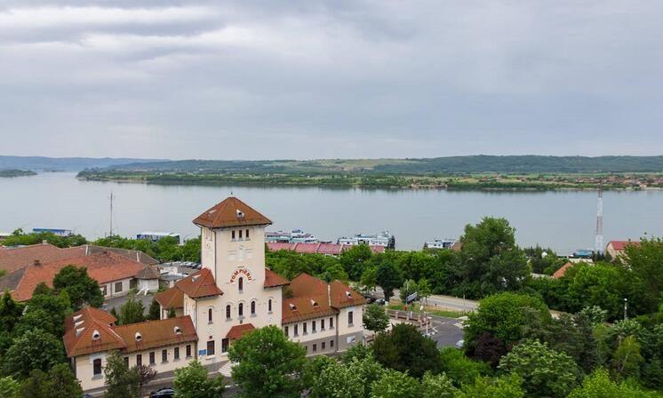 Rumıniyanın şəhəri- Drobeta -Turnu Severin