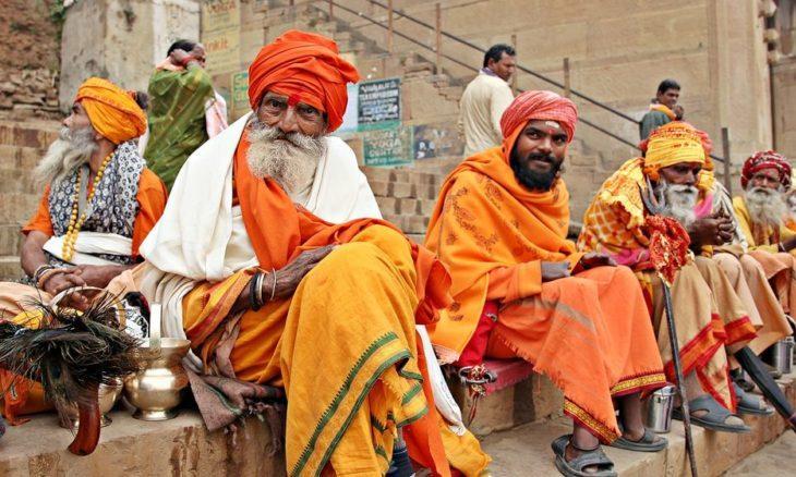 Varanasi-sadhular