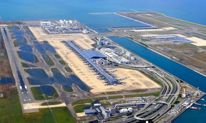 Kansai hava limanı