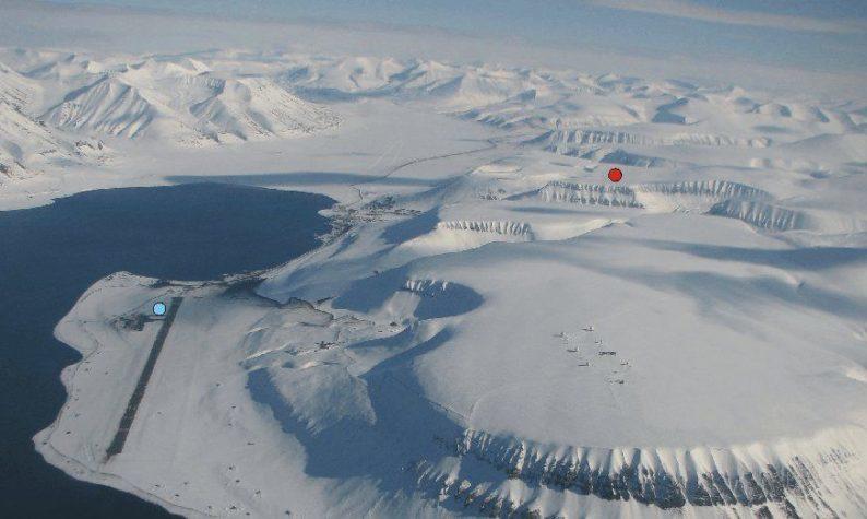 Svalbard hava limanı