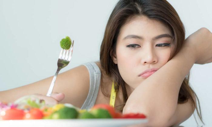 Anoreksiyanın səbəbləri