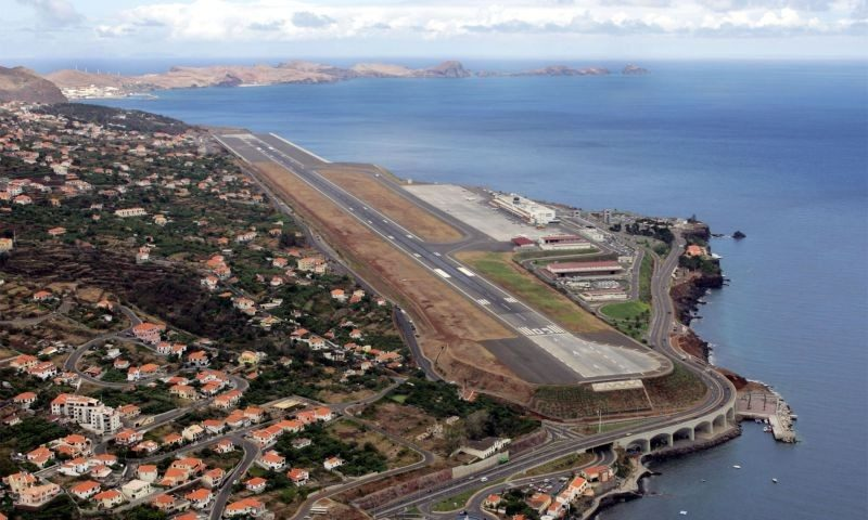 Maderia hava limanı