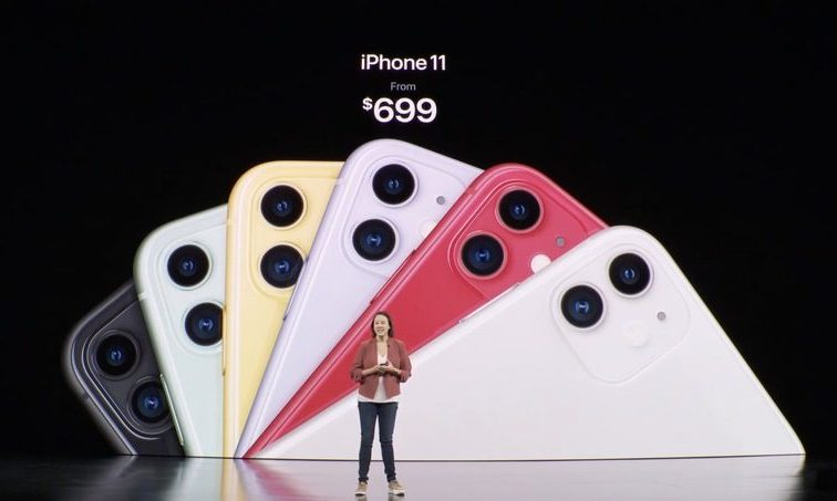 Yeni iphone 11