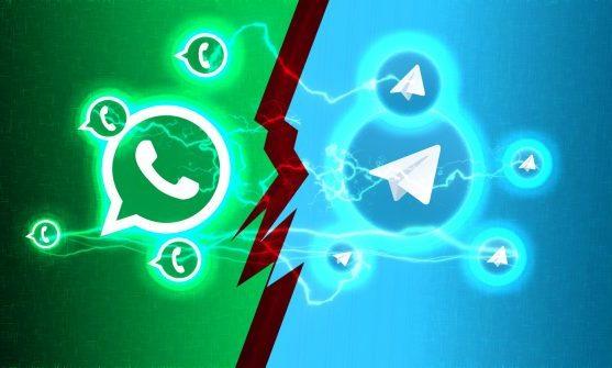 telegram-və-whatsapp