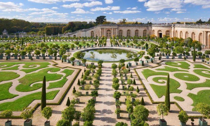 Versal sarayı-Paris
